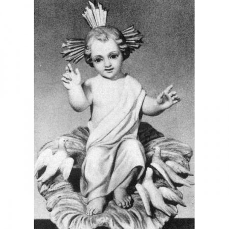 Personnage pour crèche de 85 cm : Berger debout en adoration