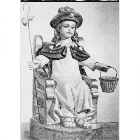 Personnage pour crèche de 85 cm : Roi Mage Melchior