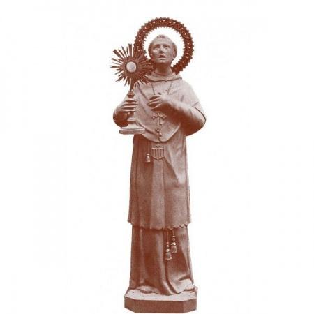 Statue Notre Dame de Fatima en marbre blanc