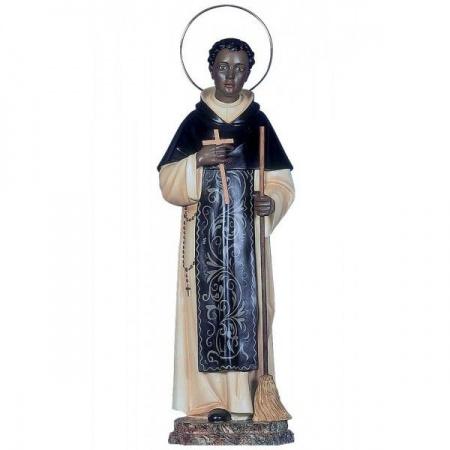 statue vierge marie assomption bois naturel