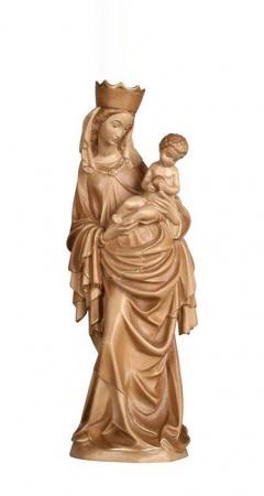 Statues religieuses de la Vierge à l'Enfant