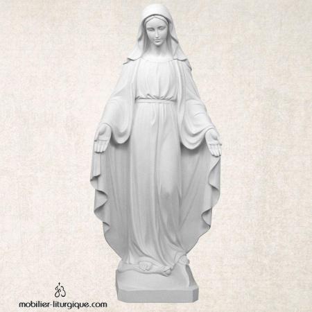 Statues de la vierge Miraculeuse