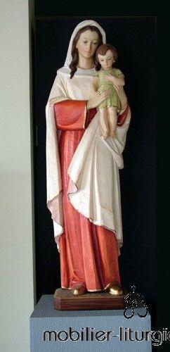 Madonna con Bambino cm 140 A22