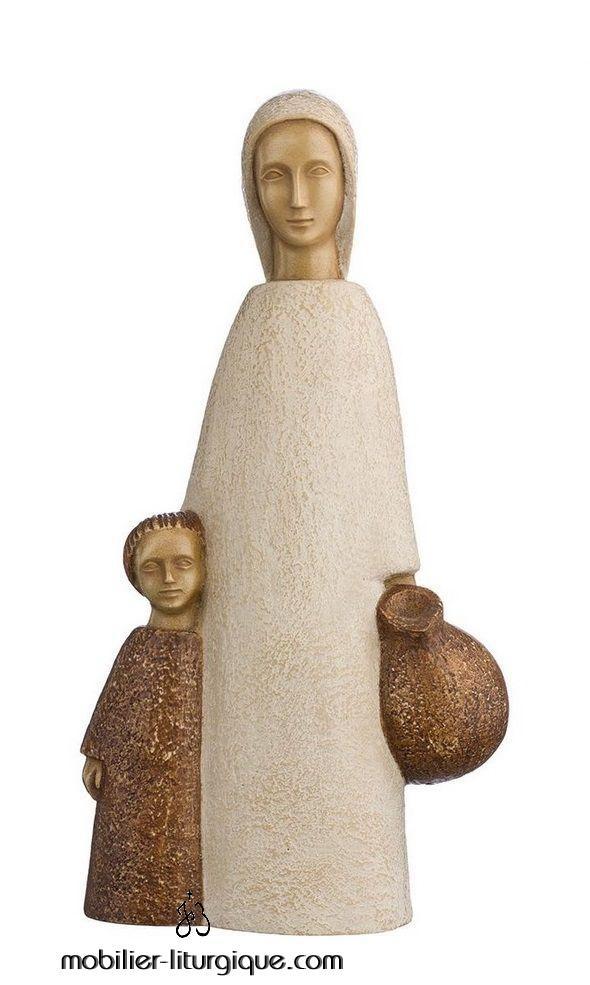Statue-Vierge-Nazareth-blanche-STBE0012