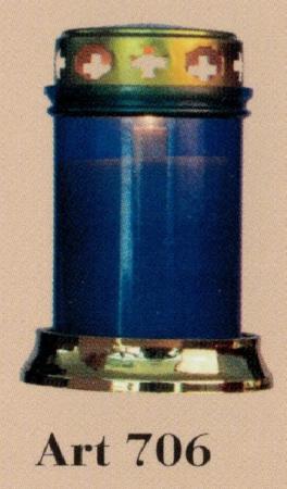 Lumignon bleu 706