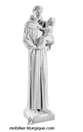 Statue de Saint Antoine STEX0020