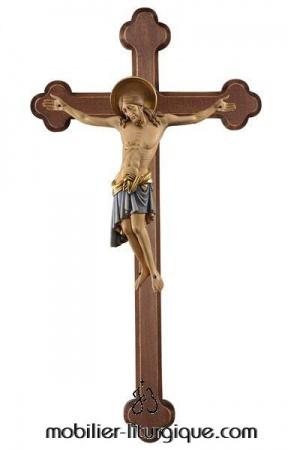 Statue-Christ-croix-bois-ML020039