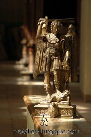 Statues religieuses Saints Patrons