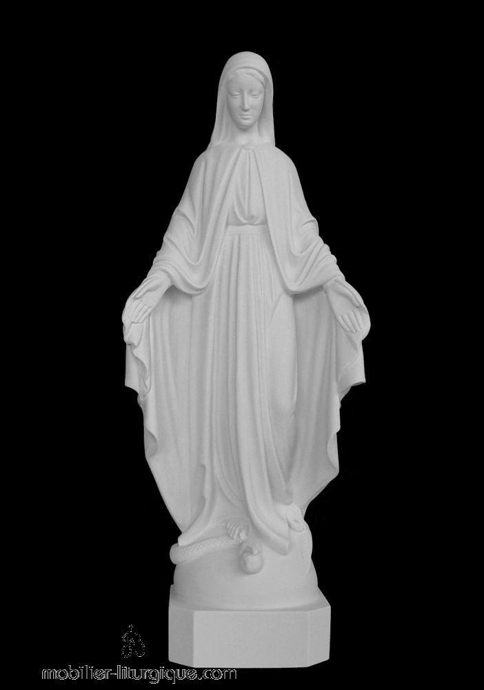 Statue Vierge ML070074