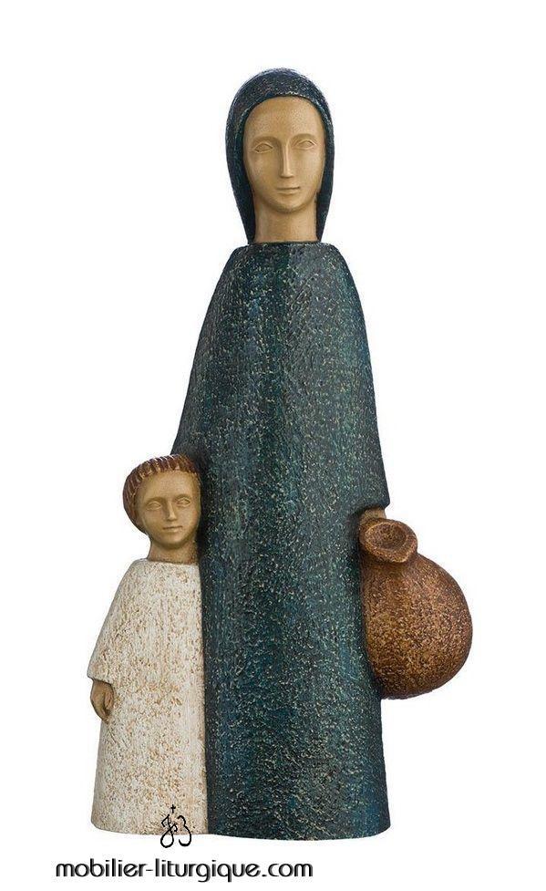 Statue-Vierge-Nazareth-bleue-STBE0013