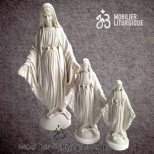 Statue-Vierge-Miraculeuse-marbre-trois-tailles-ML290380-004