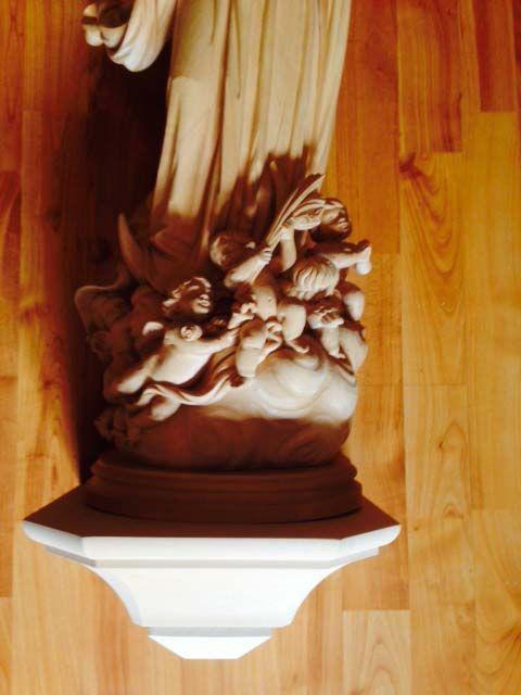 Socle miual pour statue religieuse 4