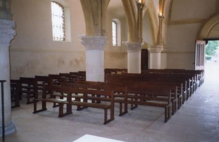 banc d'église ANET sur marne proche de Paris2cote002