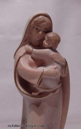 Statue Vierge à l'enfant ML020120-010 5