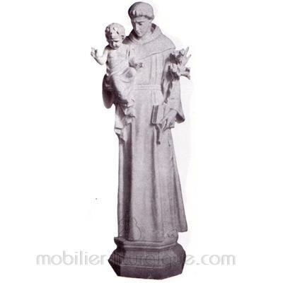 Antoine : statue sur mesure