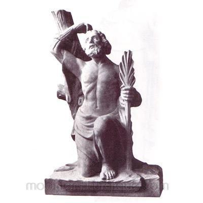 Barthélémy : Statue sur mesure