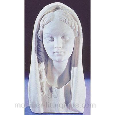 Buste de la Vierge