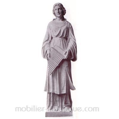 Cécile : statue sur mesure