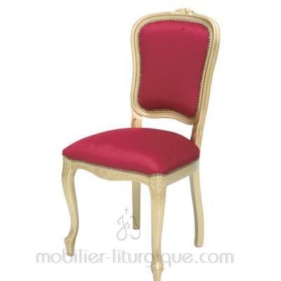 Chaise pour ensemble de cérémonie