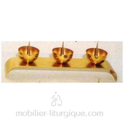 Chandelier d'autel