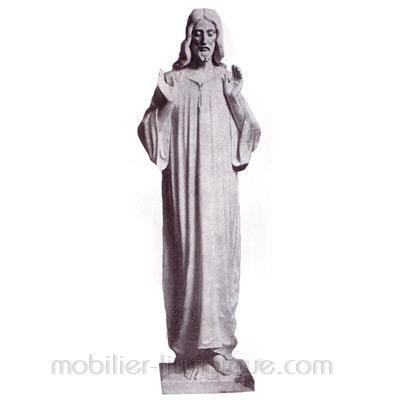 Christ le Rédempteur : statue sur mesure