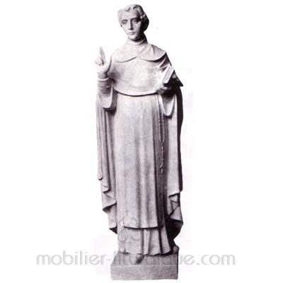 Dominique : Statue sur mesure