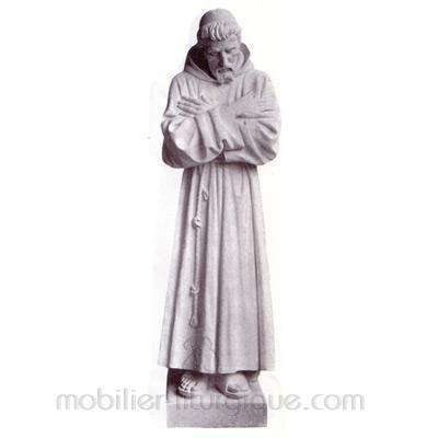 François :statue sur mesure