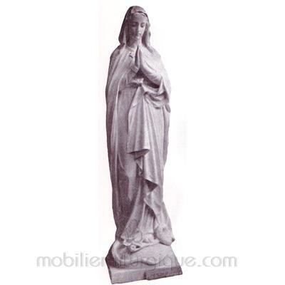 Immaculée Conception : statue sur mesure