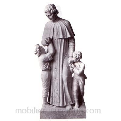 Jean Bosco : statue sur mesure