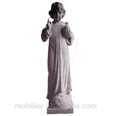 Jésus Enfant : statue sur mesure