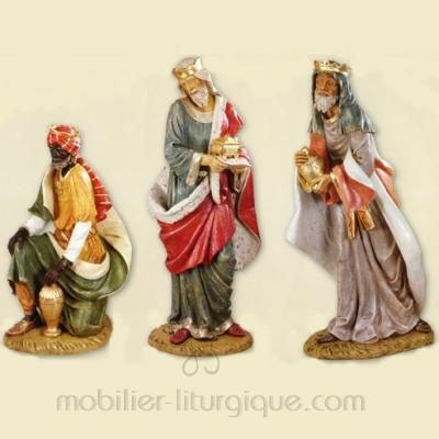 Lot 8 personnages