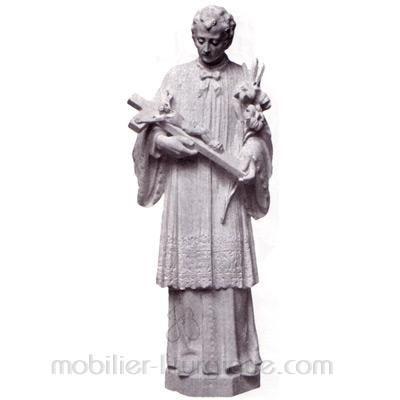 Louis de Gonzague : statue sur mesure