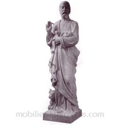 Luc : statue sur mesure