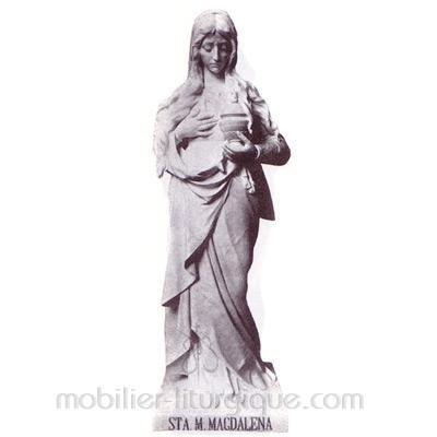 Marie Madeleine : statue sur mesure