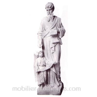Matthieu : statue sur mesure