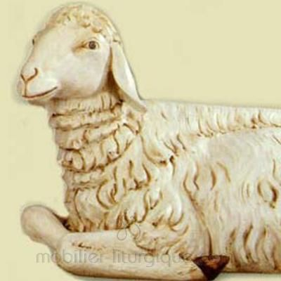 Mouton couche