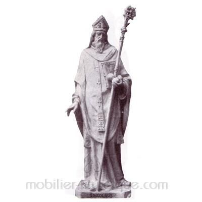 Nicolas : statue sur mesure
