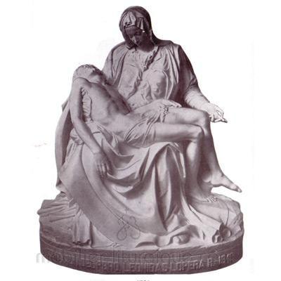 Piéta de Michel Ange : statue sur mesure