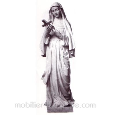 Rita : statue sur mesure