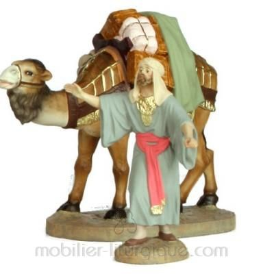Rois avec les chameaux