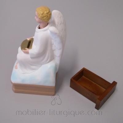 Statue Ange queteur