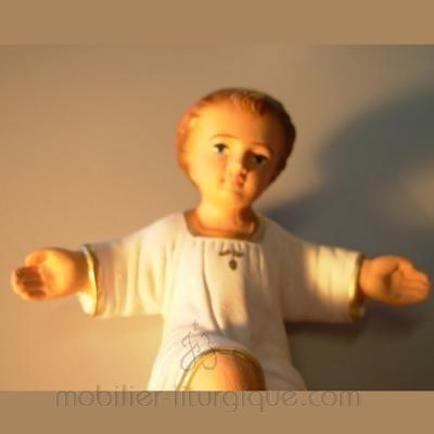 Statue de l'Enfant Jésus