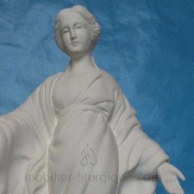 Statue de la Vierge du sourire