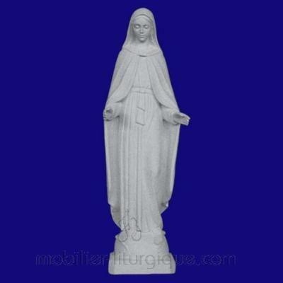 Statue de la Vierge miraculeuse