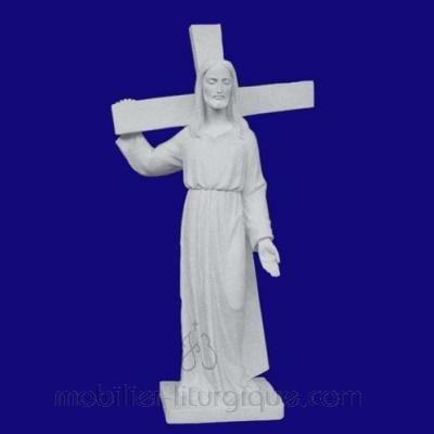 Statue du Christ