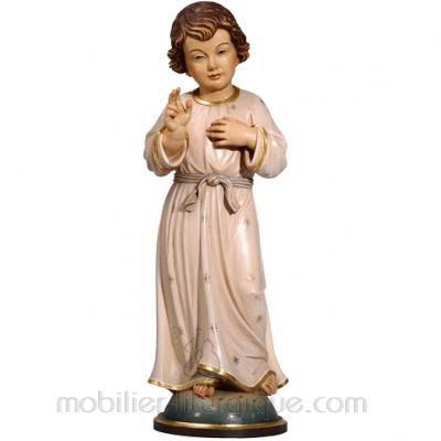 statue Jésus adolescent