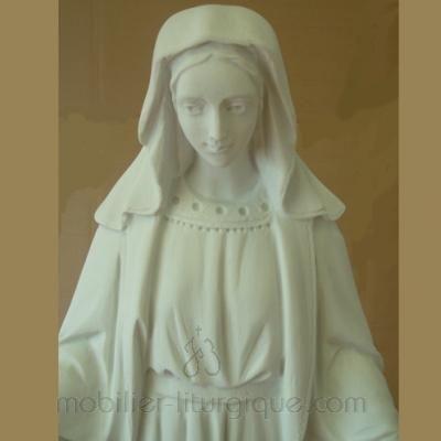 Statue Vierge Miraculeuse