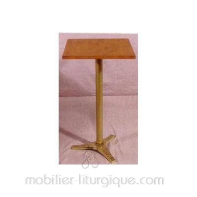 Table pour signature
