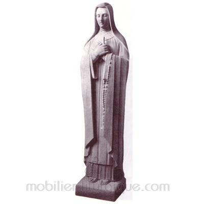 Thérèse d'Avila : statue sur mesure