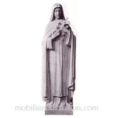 Thérèse de Lisieux : statue sur mesure